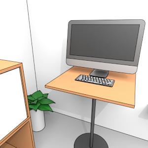 Icon: 逃離電腦辦公室