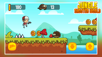 Screenshot 3: Jungle Shooter World