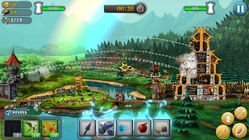 Screenshot 2: CastleStorm - Free to Siege