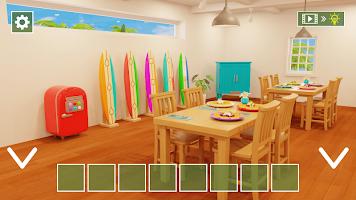 Screenshot 3: 逃離夏威夷的鬆餅店