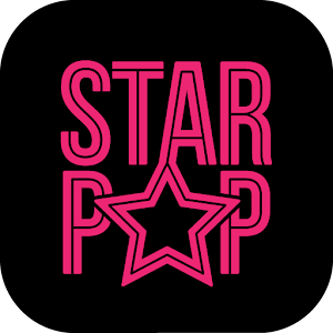 Icon: 스타팝 (STARPOP) - 내 손안의 스타