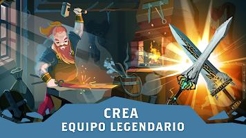 Screenshot 3: Questland: RPG de acción por turnos