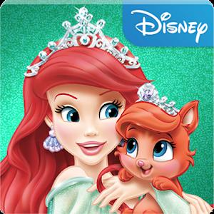 Icon: Disney Princess Palace Pets