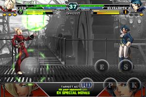 Screenshot 4: THE KING OF FIGHTERS-A 2012(F)