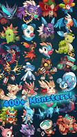 Screenshot 1: Monster Raid