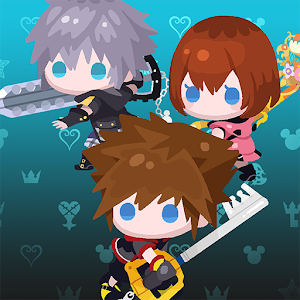 Icon: KINGDOM HEARTS Unchained χ (KHUx) | English