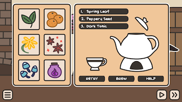 Screenshot 1: A TAVERN FOR TEA