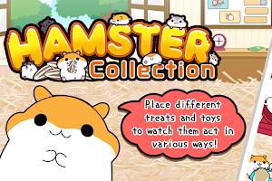 Screenshot 1: HamsterCollectio