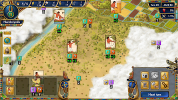 Screenshot 2: Predynastic Egypt Lite