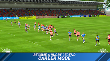 Screenshot 4: Rugby Nations 18