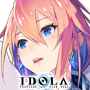 Icon: Idola Phantasy Star Saga | Japanese