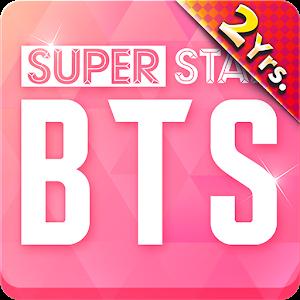 Icon: SuperStar BTS   韓文版