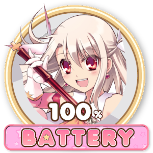 Icon: Fate/kaleid liner 魔法少女☆伊莉雅 電池小工具