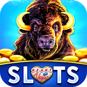 Icon: Heart of Vegas - Casino Slots