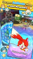 Screenshot 3: YO-KAI WATCH Wibble Wobble