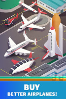 Screenshot 3: Idle Airport Tycoon