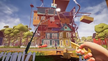 Screenshot 4: Hello Neighbor
