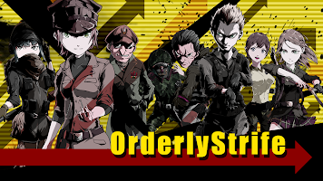 Screenshot 1: OrderlyStrife