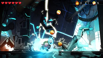Screenshot 2: Wonder Boy: The Dragon's Trap