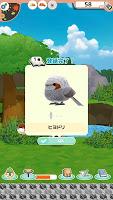 Screenshot 3: とりおっち2 -モフモフな小鳥を集めよう!-