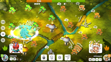 Screenshot 3: 머쉬룸 워즈2