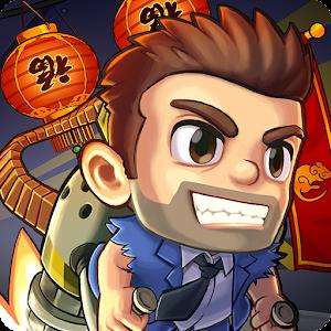 Icon: 瘋狂噴氣機