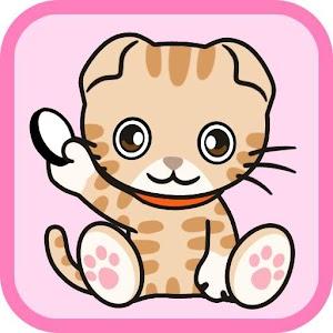 Icon: 네코리바시/고양이흑백기