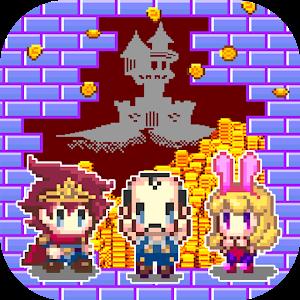 Icon: 商人サーガ「魔王城で金儲け!」