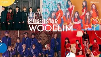 Screenshot 1: SuperStar WOOLLIM