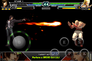 Screenshot 3: THE KING OF FIGHTERS-A 2012(F)