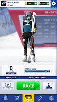 Screenshot 1: 世界杯滑雪賽