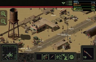 Screenshot 2: 虛無末日