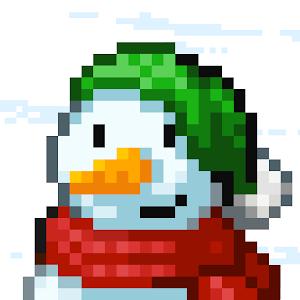 Icon: 눈사람 이야기