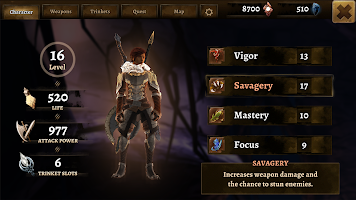 Screenshot 4: Grimvalor