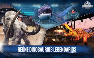 Screenshot 2: Jurassic World™: el juego