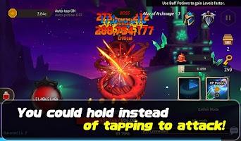 Screenshot 3: Noble: Mage's Adventure