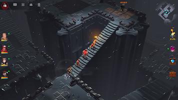 Screenshot 4: 인간 혹은 뱀파이어