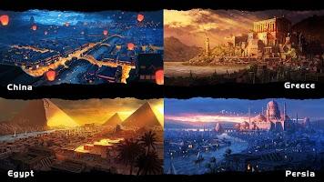 Screenshot 3: Sim Empire