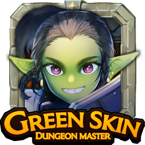 Icon: Green Skin: Dungeon Master