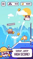 Screenshot 1: Pong Pong Pong - Kitties Hop