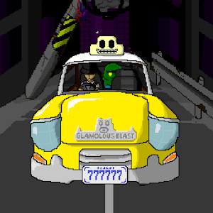 Icon: The Last Taxi | Japanese