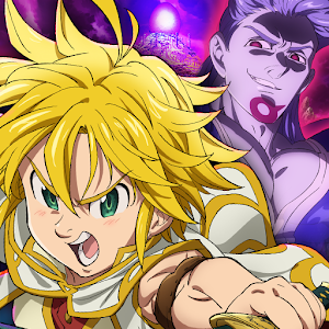 Icon: Seven Deadly Sins: Grand Cross of Light and Darkness | Japanese