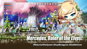 Screenshot 1: MapleStory M (Global)