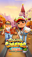 Screenshot 1: Subway Surfers