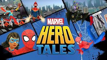 Screenshot 1: Marvel Hero Tales