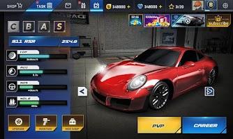 Screenshot 2: Street Racing HD