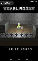 Screenshot 1: VoxelRogue