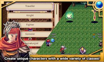 Screenshot 4: RPG Crystareino