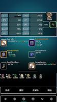 Screenshot 2: BattleDNA3 - idle RPG