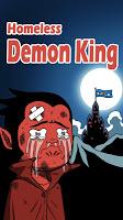 Screenshot 1: Homeless Demon King(Idle Game)